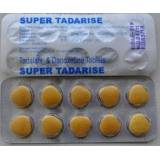 TADALAFIL SUPER FORCE-DUAL ACTION-ERECTILE DYSFUNCTION & PREMATURE EJACULATION-SUNRISE REMEDIES