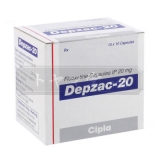 FLUXOTINE  20 MG-CIPLA  LIMITED