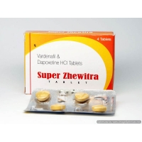 GENERIC LEVITRA SUPER FORCE (VARDENAFIL 20M+DAPOXETINE 60MG)-CENTURION LABS P LIMITED.